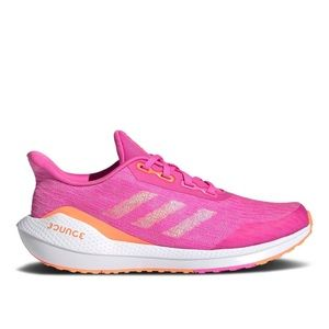 ADIDAS EQ21 Running Shoes Sneakers Screaming Pink Youth/Big Girls 6.5